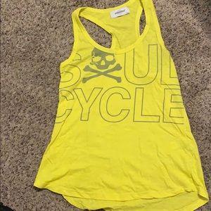 Soul cycle tank